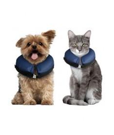 Collar veterinario inflable (varias tallas)