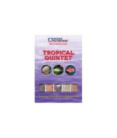 Congelado tropical quinteto blister 100g (x6)