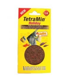 Tetra holiday tarrina 30gr.