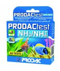 Prodac test nh3 amoniaco/ nh4 amonio