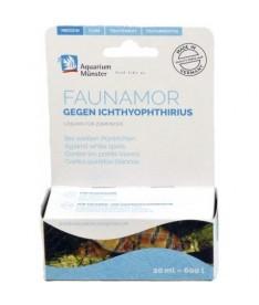 Aquarium munster Faunamor 20ml 600L (punto blanco)