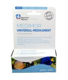 Aquarium munster Medimor 30ml 800L (universal)