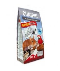 Cunipic naturlitter lecho vegetal de papel 10l