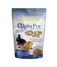 Cunipic alphapro snack roedor malta 50gr