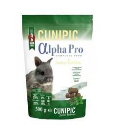 Cunipic alphapro conejo junior 500gr