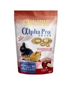 Cunipic alphapro snack roedor manzana 50gr