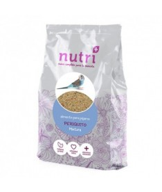 Nutriplus periquito y exotico mixtura